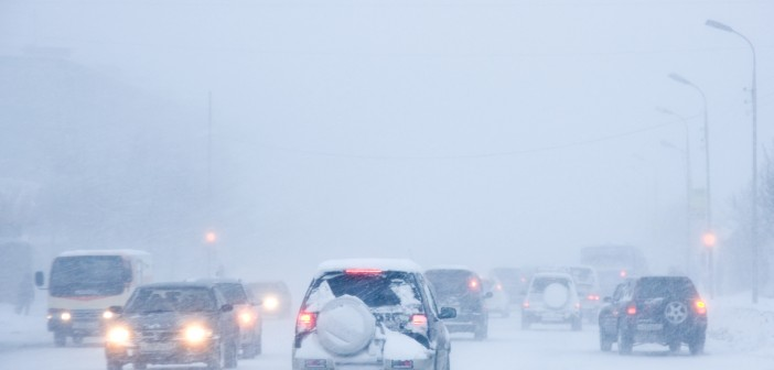 Winter Driving – Are You Prepared?