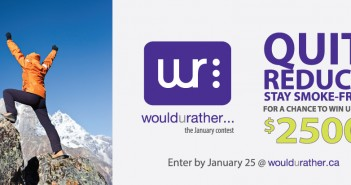 WoulduRather Contest is on NOW!