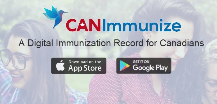 Trouble finding your immunization record? There's an app for that!