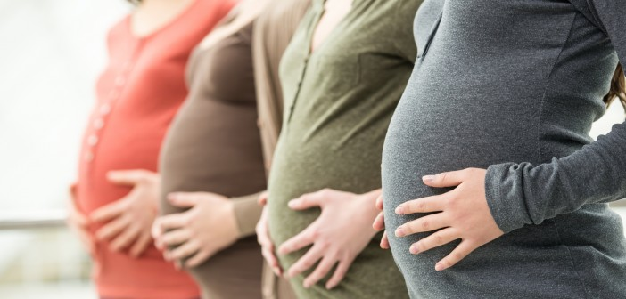Picture of pregnant women
