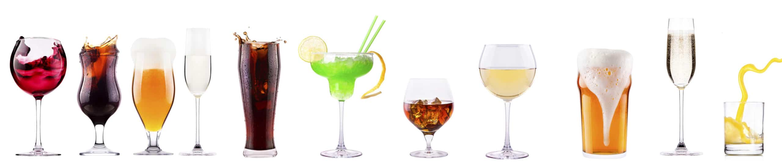 Picture of cocktails
