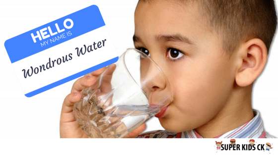 Healthy Kids Community Challenge – Theme 2 THINK TANK: Water Does Wonders!