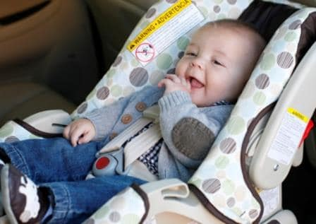 Picture of Rear Facing Car Seat