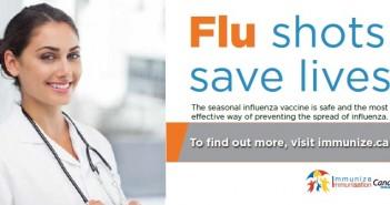 Flu Shots Poster