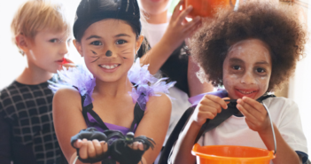 "Oral Health Tips around Halloween ""sticky treats"""