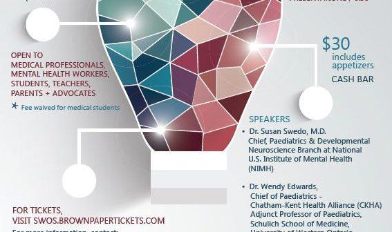 Southwestern Ontario P.A.N.D.A.S./P.A.N.S. Symposium