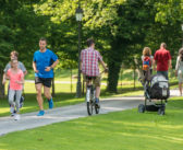 Get active on National Health & Fitness Day