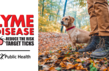 Protect Yourself from Lyme Disease: Stop the risk, target ticks