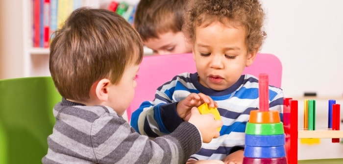 Do you have a child enrolled in a childcare centre?
