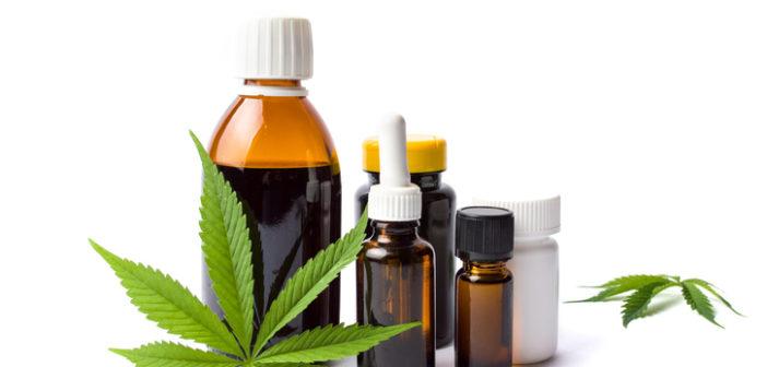 Picture of marijuana oils