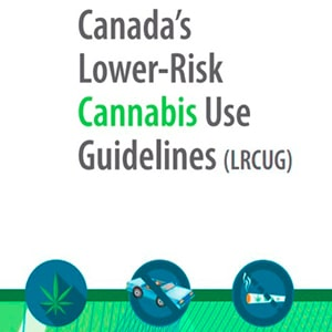 Canada's lower-risk cannabis use guidelines
