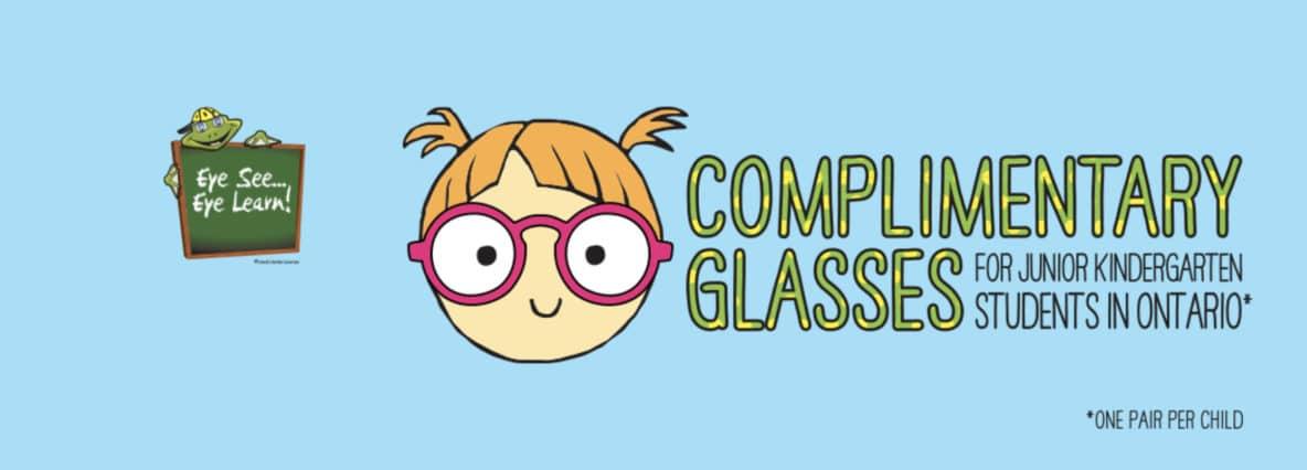 Complimentary Glasses Slider