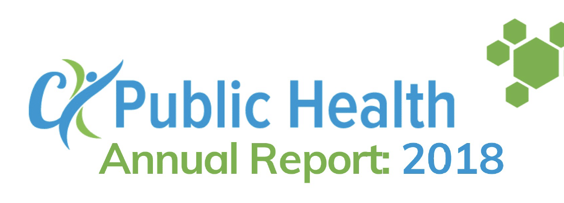 CK Public Health Annual Report