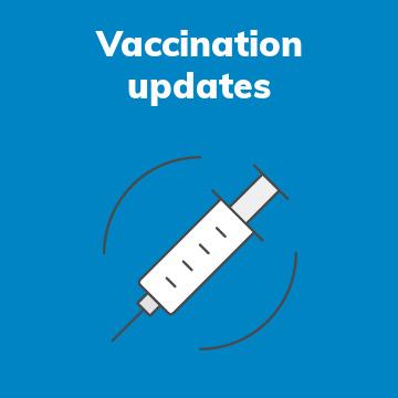 Vaccination Updates